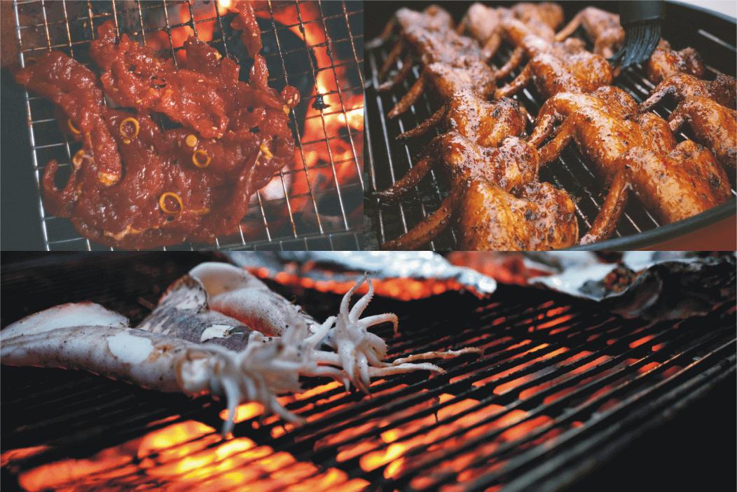 Reheat Seafood