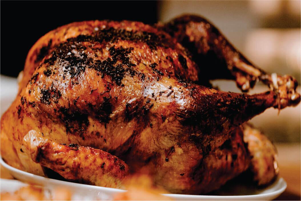 Reheat Roast Chicken