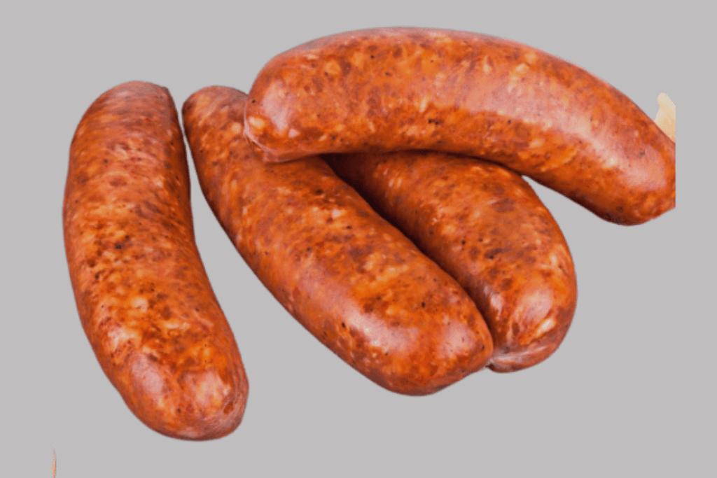 Freezing Cooked Sausage