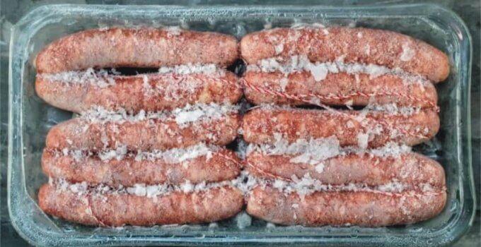How To Freeze Sausage